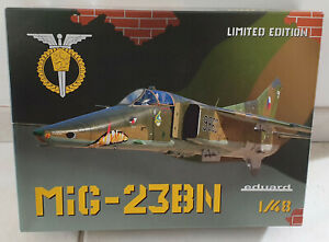 Eduard 1/48 Limited edition Mig-23BN (check description)