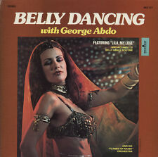 George Abdo - Belly Dancing with George Abdo [New CD]