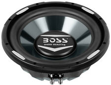 "NEW 12"" DVC Subwoofer Bass.Replacement.Speaker.Dual 4 + 4 ohm.Sub.1200w.woofer"