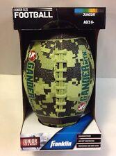 New Franklin Junior Minecraft Camo Football Gander Mtn. Grip- Rite Sports Toy