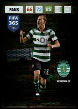 Panini FIFA 365 Adrenalyn XL 2017 - Bas Dost Sporting Fans Favourites No.UE106