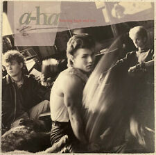 A-Ha Hunting High And Low - Warner Bros. Records 1985 Vinyl LP 92 53001