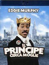 Blu Ray IL PRINCIPE CERCA MOGLIE - (1988) *** Eddie Murphy *** ......NUOVO