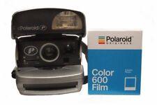 Polaroid P 600 Camera with Polaroid Originals 600 Colour Film