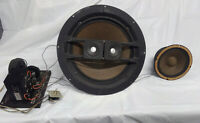 """Vintage Bozak 12"""" Woffer 199A Speaker With Mid Range 208B And Crossover N10102"""