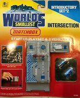 Matchbox - World's Smallest - Introductory Set #2 - Intersection