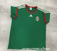 MEXICO NATIONAL TEAM HOME FOOTBALL SOCCER SHIRT JERSEY CAMISETA ADIDAS