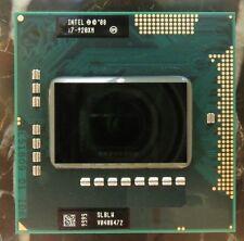 Intel Core i7 Mobile Extreme I7-920XM SLBLW 2.0-3.2G/8M CPU BY80607002529AF