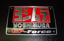 Exhaust Sticker Decal GSXR GSX Bandit Hayabusa Parts 1000 1200 1250 1300 1400