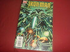 IRON MAN : HYPERVELOCITY #4   Marvel Comics 2007 - NM