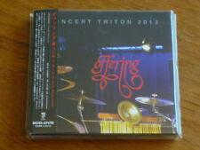 Magma: Concert Triton Offering 2013 2 CD+DVD w/Japan Obi VDA9 [christian vander