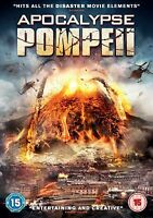 APOCALYPSE POMPEII (DVD) (NEW AND SEALED) (DISASTER) (REGION 2) (FREE POST)
