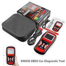 KW830 OBD2 Universal Car Truck Vehicle Diagnostic Tool Scanner Auto Code Reader
