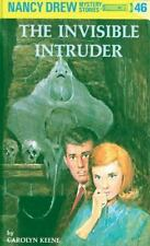Nancy Drew: The Invisible Intruder 46 by Carolyn Keene 1999 Hardcover LIKE NEW!
