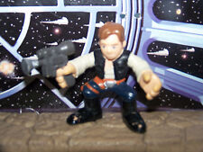 Star Wars Han Solo 2001 Hasbro Galactic Heroes Action Figure #3