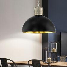 Hänge Leuchte Ess Zimmer Beleuchtung umbra grau Pendel ALU Stahl Decken Lampe