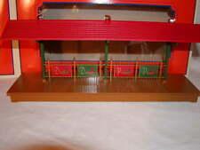 Lionel 6-82743 Santa's Reindeer Station Platform O 027 Not Lighted MIB Christmas