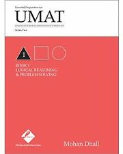 UMAT Preparation Material. SERIES TWO - Set of 3 books