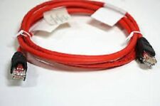 HP RED 1.8M 6FT Cat5 RJ45 Keyboard Video Mouse KVM Cable 286593-001 263474-B22