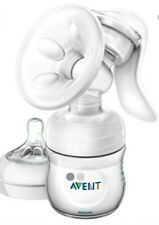 Philips AVENT Natural Manual Breast Pump **FREE POSTAGE **