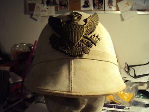 US Officers Indian Wars Helmet