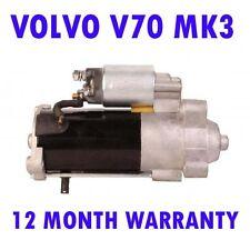 Volvo v70 mk3 mk III 1.6 2.0 estate 2007 2008 2009 - 2015 starter motor