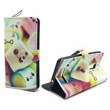 Schutz Hülle für Xiaomi Redmi Note 3 Marshmallows Tasche Case Cover Leder-Imitat