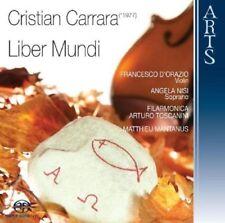 CD de musique classique SACD sur album