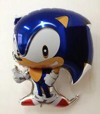 "26"" Sonic The Hedgehog Foil Balloon Birthday Party Decoration Cartoon"