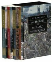 The Hobbit and The Lord Of The Rings by J Tolkien