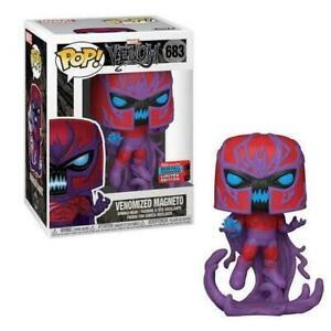 Funko POP! Vinyl Marvel #683 - Venom Magneto
