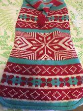 New listing Dog Sweater, Medium, 100% Wool