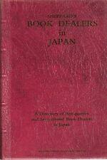 Sheppard's Book Dealers in Japan  1994