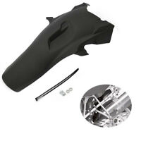 ABS Rear Fender Mudguard Guard Extension For BMW R1200GS ADV 05 - 2013 13 Black