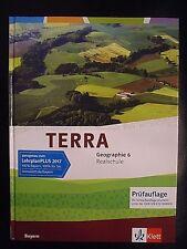 TERRA 6  Erdkunde  Schülerbuch   /  Schulbuch   2017  Klett    neu