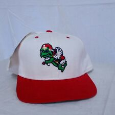 VTG Beloit Snappers New Era Snapback Hat Minor League Valentines Day Baseball