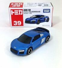 Tomica Diecast Model Car No39 - Audi R8 (First Ltd Edition)