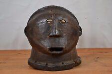 Tabwa Helmet Mask  from Southeastern Congo (Zaire)