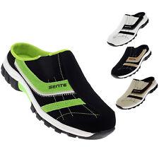 Herren Pantoletten Sneaker Sabot Sandalette Schuhe Slipper Freizeitschuhe 10050