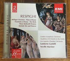 Respighi - Orchestral Works 2CD EMI Classics