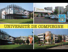 COMPIEGNE (60) UNIVERSITE & CAFETERIA du ROYALLIEU / Fresques murales