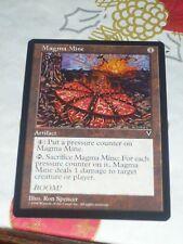 MTG Magic the Gathering MAGMA MINE Visions RARE TOP condition