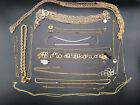 X17 Goldtone Chains Necklaces Pendants Mixed Bundle Job Lot Costume Jewellery J2