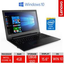 """Portátiles y netbooks integradas 15,6"""" con 128GB de disco duro"""
