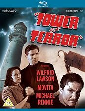 TOWER OF TERROR - Blu Ray Disc -