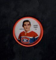 1962-63 Shirriff Coins #25 Jacques Plante VG J1280725