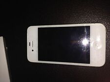 Apple iPhone 4S Device 16GB White FACTORY UNLOCKED