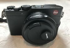 Black Leica D-LUX e Camera