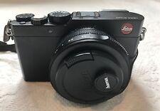BLACK Leica D-LUX FOTOCAMERA E