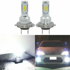 Super Bright H7 LED Headlights Bulbs Conversion Kit 35W 4000LM 6000K White New